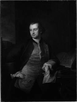 Figure 2. Angelica Kauffman, John Morgan, 1764–65. National Portrait Gallery, Smithsonian Institution, Gift of the James Smithson Society and Gallery purchase.