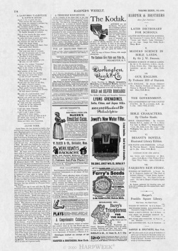 Fig. 11. Advertisements in Print Media, 1889 []