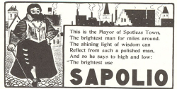 Fig. 14. In Its Time (1869–1905) Sapolio Was Perhaps as Well Known as Any Product on the Market []