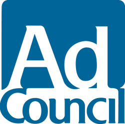 Fig. 8. The Familiar Logo of the Ad Council Appears in Many Contemporary PSAs []