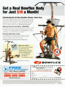 Fig. 28. This Ad Promotes Equipment That Will Help Achieve a Perfect Body []