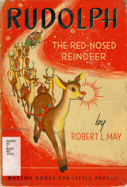 Fig. 9. Rudolph the Red-Nosed Reindeer Was Developed by the Advertising Department of Montgomery Ward & Company in 1939[]