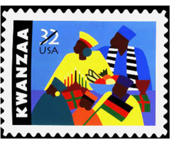 Fig. 29. Kwanzaa Celebrates the African Origins of African-American Culture[]