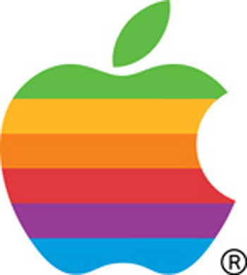 The Apple Computer Logo, Used between 1977–1998 [Source]