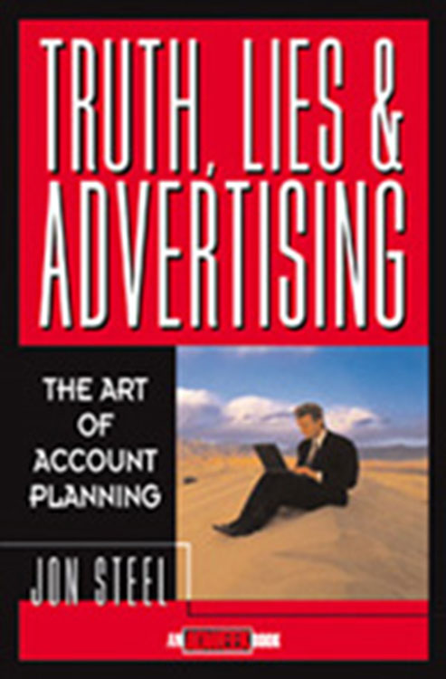 Fig. 15. Jon Steel Tells about His Career as an Account Planner []