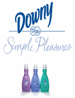Fig. 28. Downy Simple Pleasures Offers Exotic Scents for a More Pleasurable Laundry Experience []