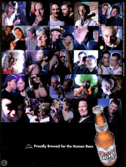 Fig. 43. This Coors Light Ad Shows the Diversity of the LGBT Community []