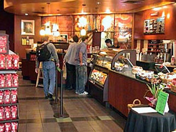 The Friendly, Familiar Environment of Starbucks Is Repeated throughout Thousands of Retail Coffee Shops [Source]