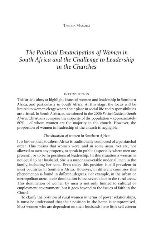 economic social and political challenges facing africa today pdf