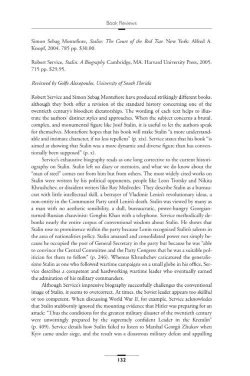 Stalin: The Court of the Red Tsar : Simon Sebag Montefiore ...