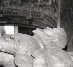 Figure 3. Sir Thomas Stanley's effigy.