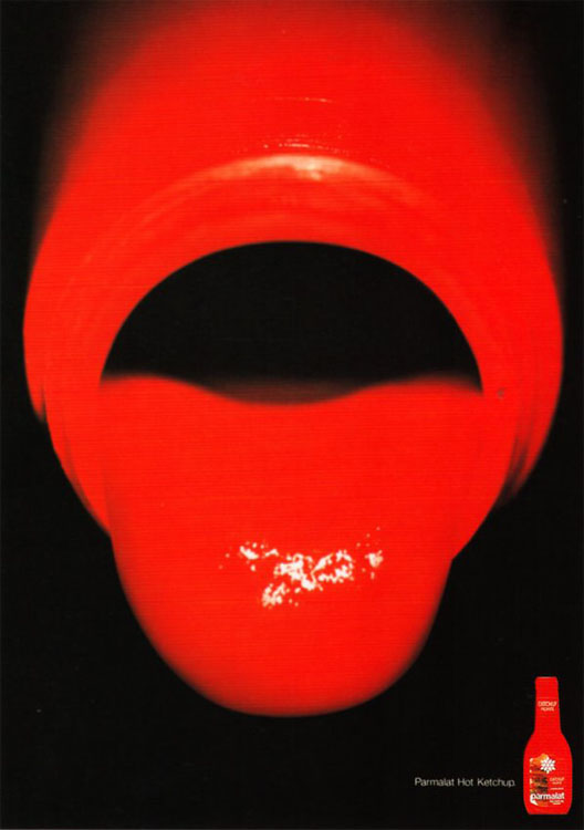 "This ""Ghost"" Ad for Spicy Catsup Won a Gold Lion at Cannes in 19995 [Source]"