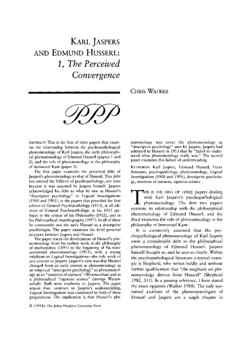 philosophical essays in memory of edmund husserl In the present essay the community as a horizon signifies the framework  13  not only is europe, according to husserl, the birthplace of philosophy and the  sciences but  accurate (probably from memory), but the sense is the same   edmund husserl: phenomenology and the crisis of philosophy §  translated.