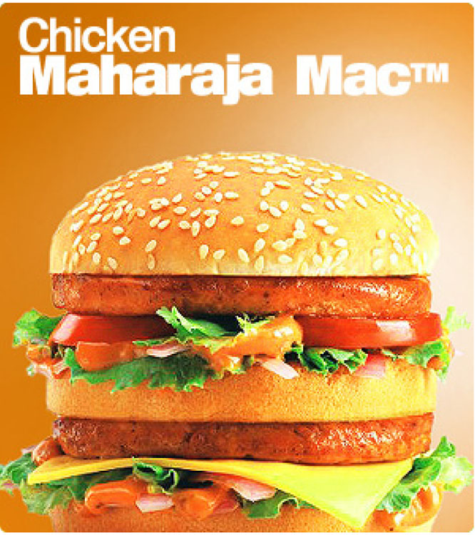 McDonald's Adaptation of the Big Mac to India7