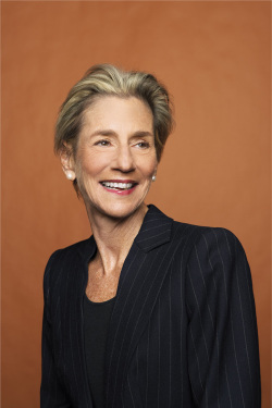 Fig. 6. Shelly Lazarus