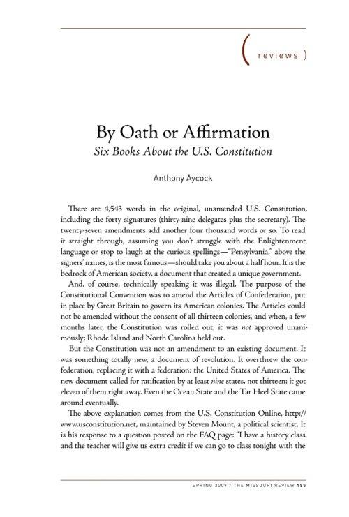 Americas constitution a biography pdf