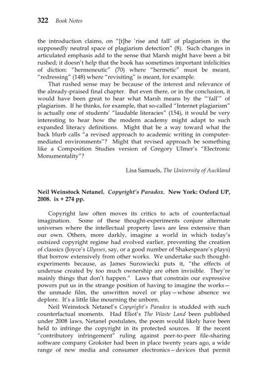 idea expression dichotomy in copyright law pdf
