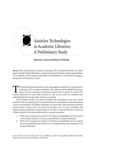 academic article dizzie gillespie pdf