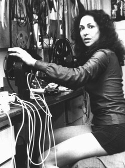Figure 4. Carolee Schneemann, 1972. London. Photo: David Crosswaite.