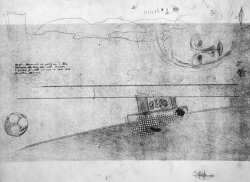 1. Monument to the Partisan Woman, plan. Drawing by Carlos Scarpa. Courtesy Carlo Scarpa Archive Drawing / Centro Carlo Scarpa, Treviso.