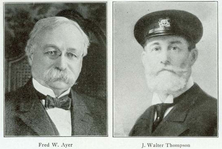 N. W. Ayer and J. Walter Thompson Founded Two of the Earliest American Advertising Agencies14