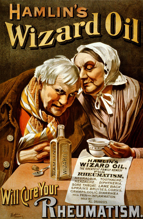 Patent Medicines Made Extravagant, Mostly Unregulated Claims in the 19th and Early 20th Centuries27