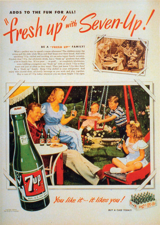 This 1950s Ad Idealizes the American Family13