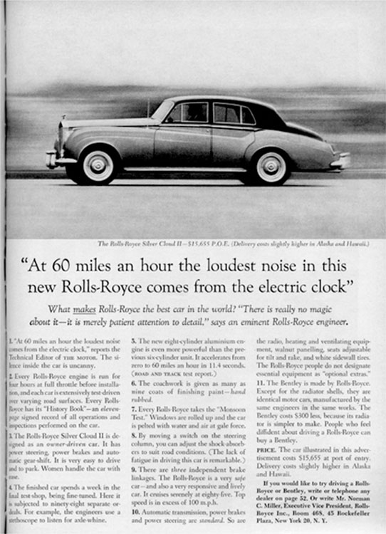 Ogilvy's Ads Typically Had Long, Engaging Headlines20