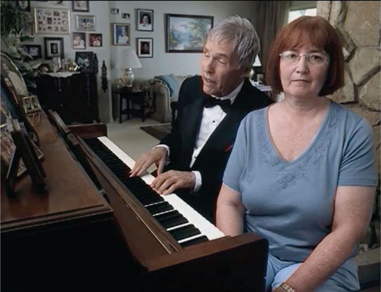 Burt Bacharach as Celebrity Spokesperson for GEICO (2006)