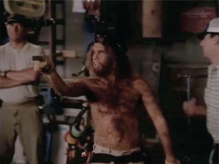 The First Commercial Featuring a GEICO Caveman (2004)