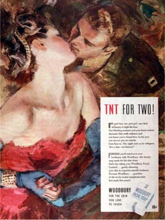 A Further Example of Woodbury's Erotic Imagery (1946)8