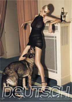 Fig. 35. This Ad Eroticizes Bestiality (2008)