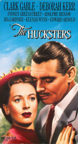 Fig. 1. The Hucksters (1947) Established Hollywood's Formula for Portraying Advertising