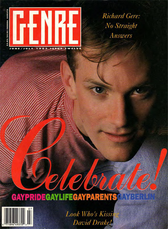 By the Early 1990s, Several Magazines Carrying National Advertising Were Specifically Targeted to Gay Readers5