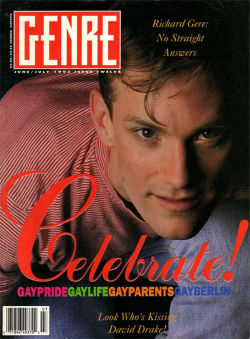 Fig. 2. By the Early 1990s, Several Magazines Carrying National Advertising Were Specifically Targeted to Gay Readers