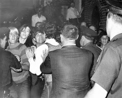Fig. 3. The Stonewall Riots Made Front Page News in 1969