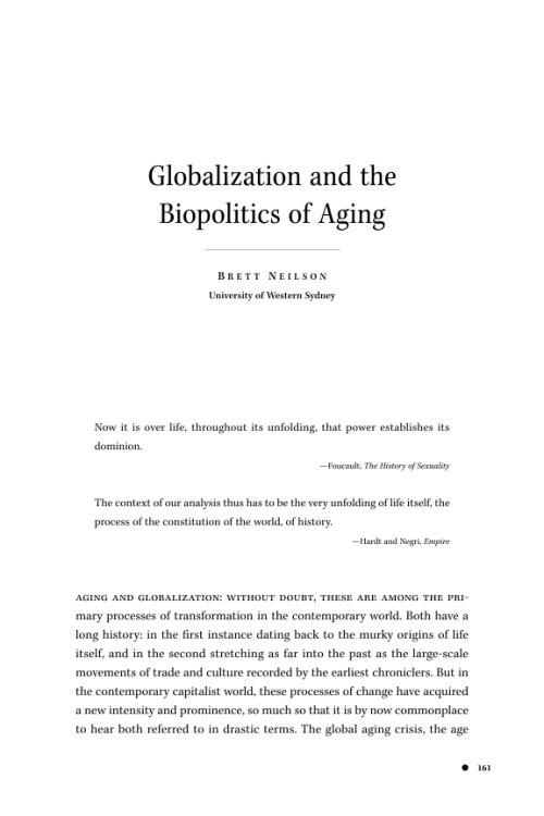 globalization posts pdf