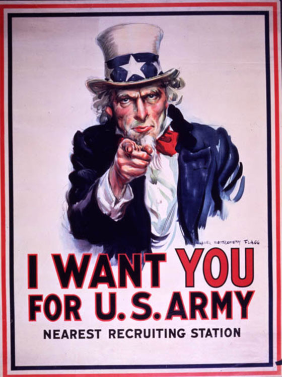 This Famous Poster Recruited Men for the Army6