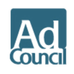 Fig. 8. The Familiar Logo of the Ad Council Appears in Many Contemporary PSAs
