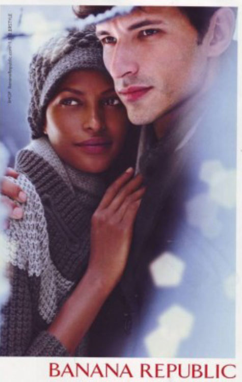 Mixed-Race Heterosexual Couples in Ads Are a Recent Phenomenon6