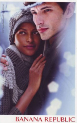 Fig. 2. Mixed-Race Heterosexual Couples in Ads Are a Recent Phenomenon