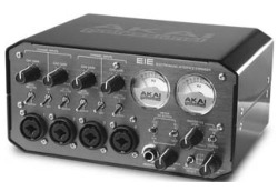Figure 1. The Akai EIE portable audio interface.