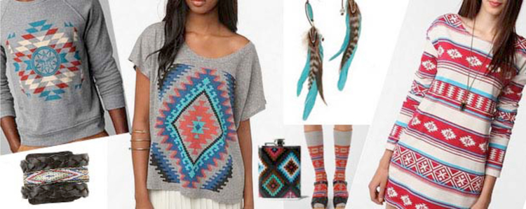 "Urban Outfitters' ""Navajo"" Collection43"