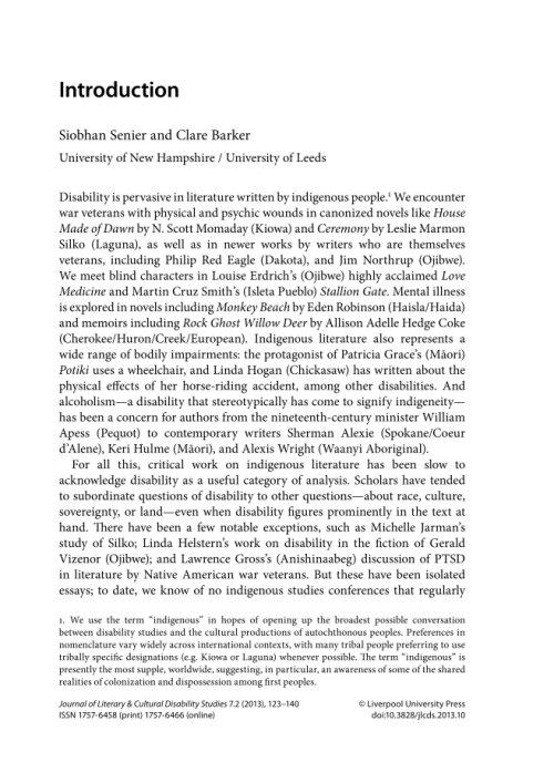 kwinana aborginal academic article pdf