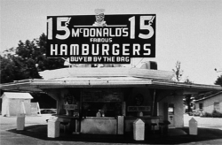 Figure 1. Original McDonald's in San Bernardino, CA