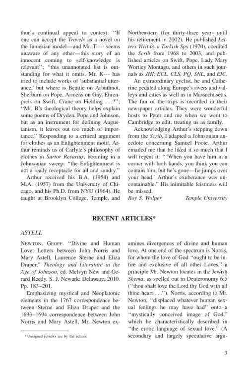 slavery bibliographical essay