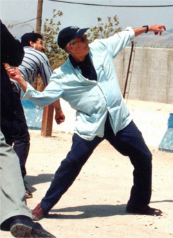 Figure 1. Edward Said, July 2000.<br/><br/>Photographer AFP/Collection AFP/Getty Images.