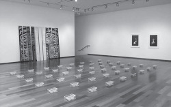 Fig. 1. Luke Parnell, Phantom Limbs, 2010 (floor). Basswood and Plexiglas, installation dimensions variable. In the collection of the National Gallery of Canada, Ottawa. <br/><br/>Photograph copyright © National Gallery of Canada.