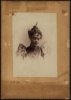 Fig. 2. Studio portrait of Alice Dunbar-Nelson. Date unknown. 113, Alice Dunbar-Nelson Papers, Special Collections, University of Delaware Library. Used courtesy of Special Collections, University of Delaware Library, Newark.