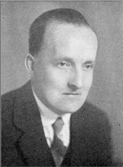 Figure 14. George Henry Turnbull (1889–1961), possessor of Hartlib's papers between 1933 and 1961. Halftone portrait from Sheffield University Gazette (1954). Image courtesy of Sheffield University Administrative Archives.